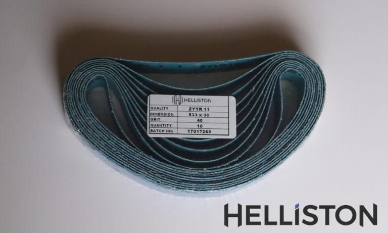 Lihvlint 30x533mm, K40, zirkoonium