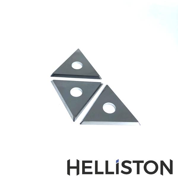 Ersatzklinge für Farbschaber 25mm, Dreieckklinge (für Bahco, Sandvik, Storch, Friess-Techno…)