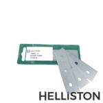 Ersatzklinge für Glasschaber 80mm, Fensterschaber, Farbschaber, Tapetenschaber, Bodenschaber, Industrieklinge 80mm