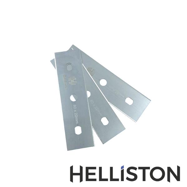 Ersatzklinge für Glasschaber, Fensterschaber, Farbschaber 80mm