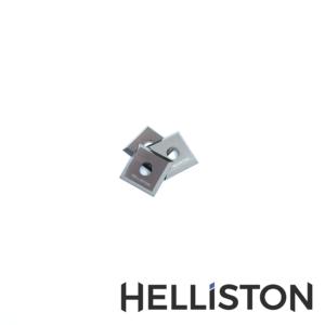HM Kääntöterät 12x 12 x 1,5 mm, kovametalli, kutterinterät, kääntöterät jyrsimiin, yläjyrsinterä, alajyrsinterä, jyrsin, nurkkajyrsin, pyöristyjyrsi, kutterinterät